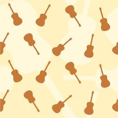 guitar classic instrument music vector