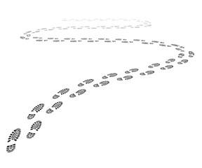 Shoe Prints trail