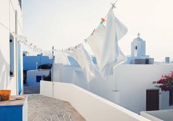 Traditional greek houses, Greece