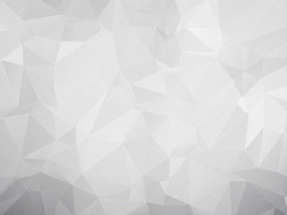 Vector abstract gray background