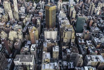new york skyscrapers  cityscape