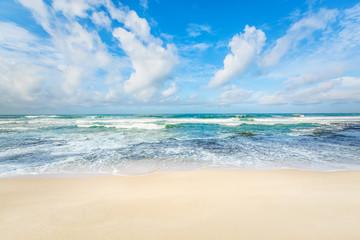 The Indian ocean.