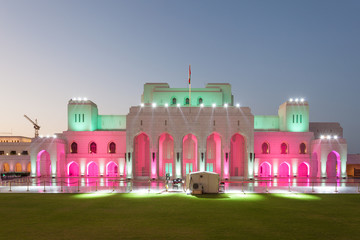 Wall Mural - The Royal Opera House Muscat, Oman