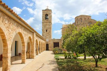 Fotobehang Cyprus Monastery of St. Barnabas in Cyprus
