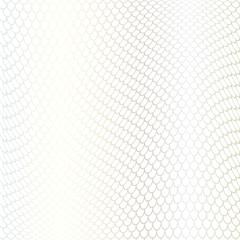 silver white scale pattern