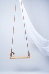 swing on a rope