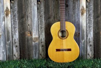 Classical Guitar.
