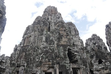 Angkor Temple In Siem Reap, Cambodia