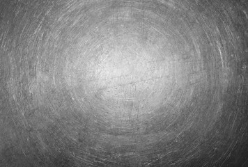 Texture of scratched metal surface