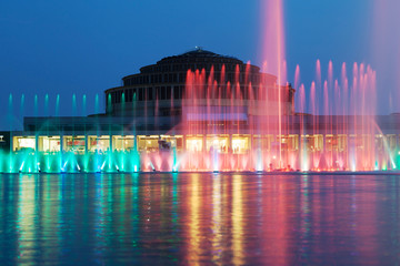 The Wroclaw Fountain
