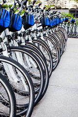 Bike Rentals in a Row