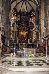 Wien Stephansdom Altar