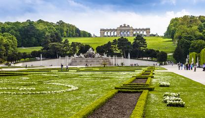 Wien Schloss Schönbrunn Gloriette