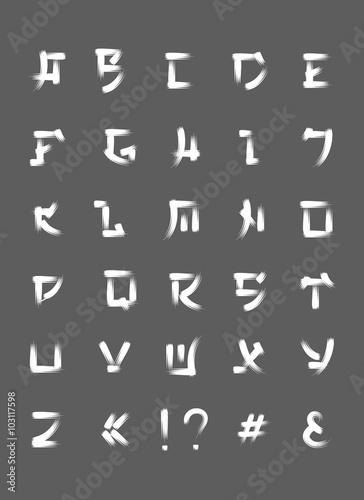 0f88c60a95 Japanese brush font