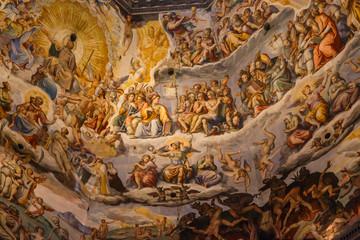 Interior Florence Duomo