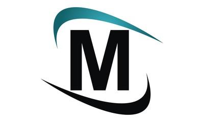 Modern Logo Solution Letter M