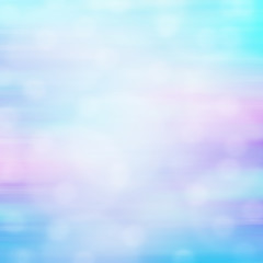 Abstract   blue light bokeh purple and blue background
