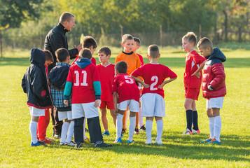 KidS soccer team