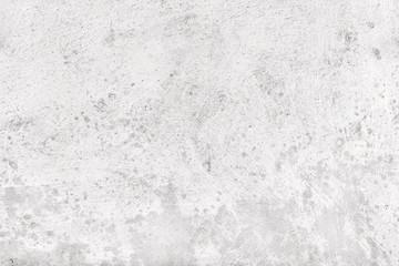 Grunge white concrete wall texture white background