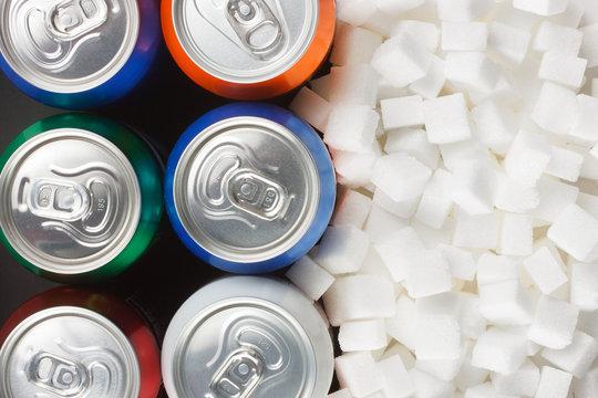 Sugar in carbonated drinks