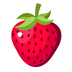 Strawberry Fruit Icon
