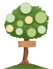 Family Tree Photo Template