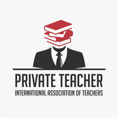 Private teacher logo.