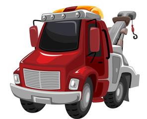 Transport Tow Truck