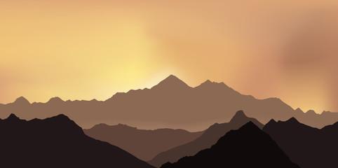 Paysage - Montagne Everest
