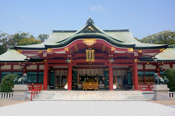 Papiers peints Edifice religieux 西宮えびす神社