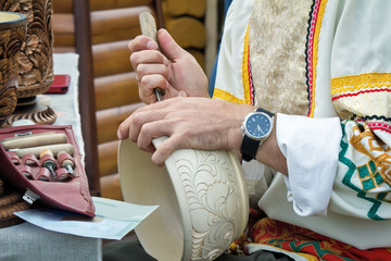 Woodcarving: the revival of crafts.