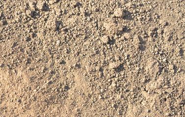 土のテクスチャ