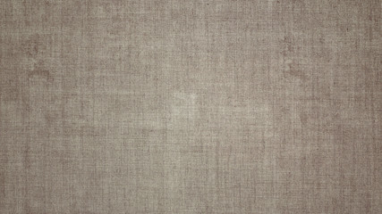 Cotton silk fabric wallpaper texture pattern background in light sepia cream color tone : Fine natural Thai silk detail pattern textured textile backdrop in beige creme toned colour