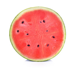 slice watermelon