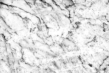 Black and white marble texture background.