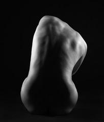 арт портрет девушки в образе