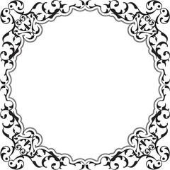 Ornate renaissance frame