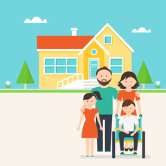 Accessible Housing for People with Special Needs