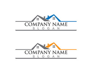Home building logo