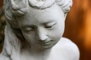 Gesicht der Venus/Face from the venus of the bath
