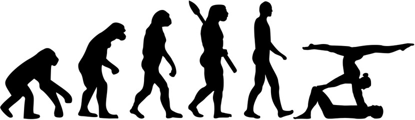 Acrobatics evolution