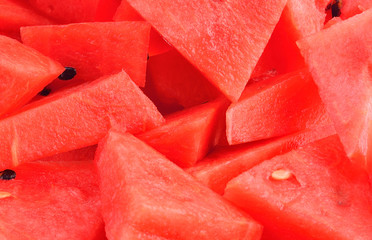watermelon sliced background