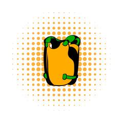 Vest comics icon