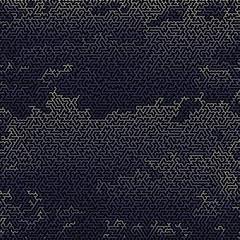 Blue Labyrinth  Background. Kids Maze