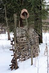 village winter yard