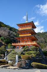 和歌山県 青岸渡寺