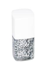 Transparent Glitter nail polish
