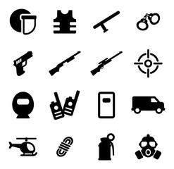 SWAT Icons