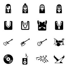 Kiss Icons