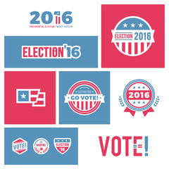 Election 2016 graphics